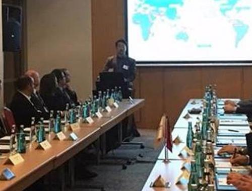 Miyamoto'nun Global Lideri Uluslararası Deprem Gerçeği ve Kentleşme Çalıştayı'nda