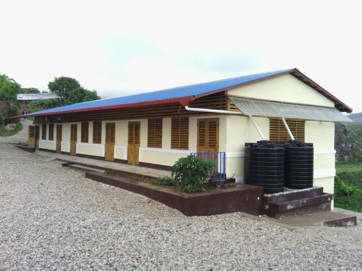 UNICEF 15 School Reconstruction and Repair Program