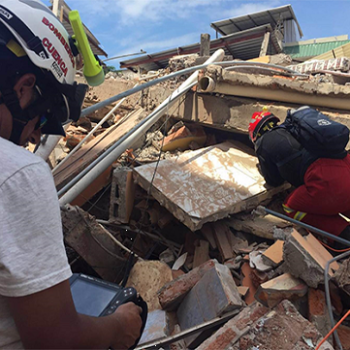 7.8-M Ecuador Earthquake Damage spans 200-km coastline