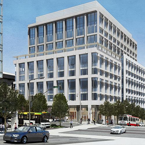 Sutter Van Ness Medical Office Building