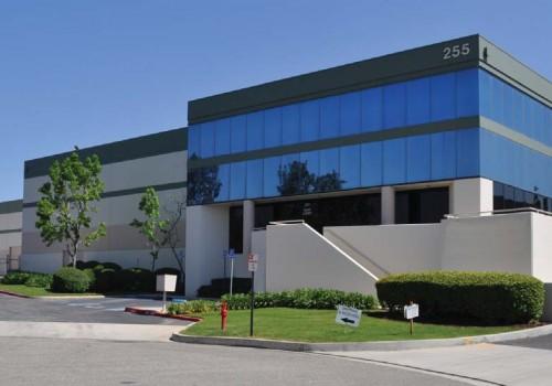 West Corona Industrial Center