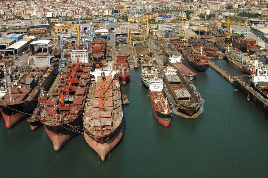 Yonca Onuk Shipyard