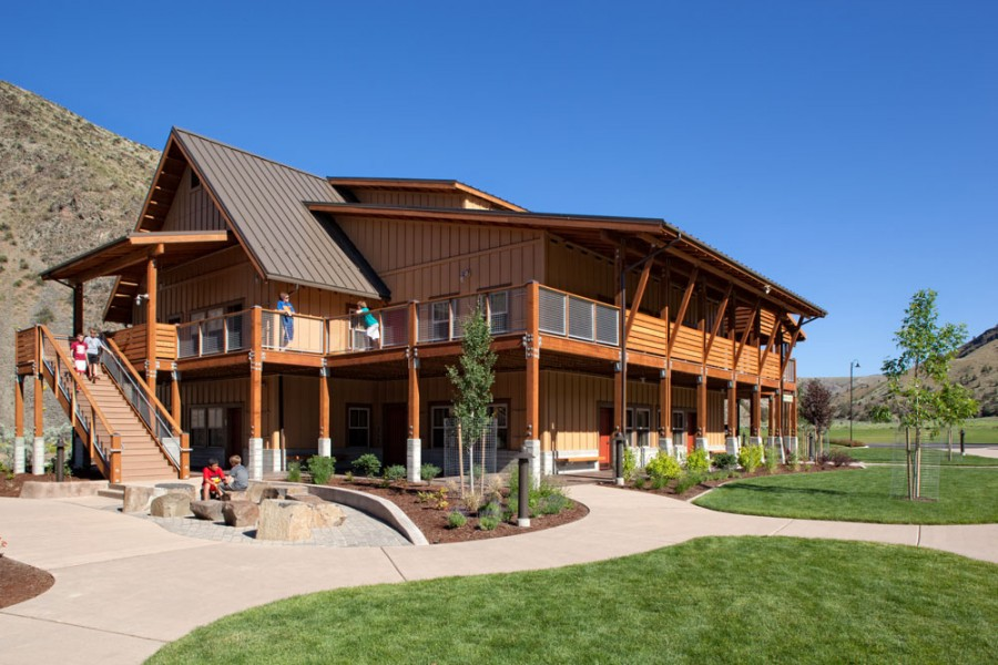 Washington Family Ranch Expansion